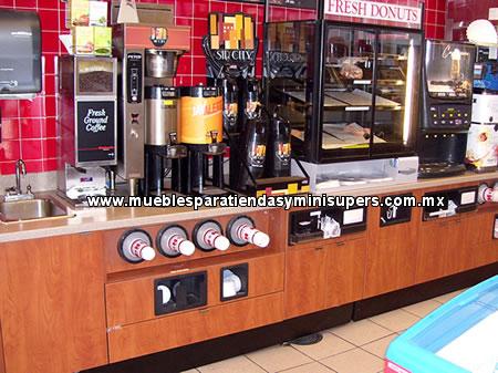 muebles fast food: