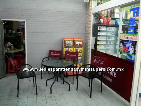 Muebles Para Comida Rapida Fast Food En Tiendas De